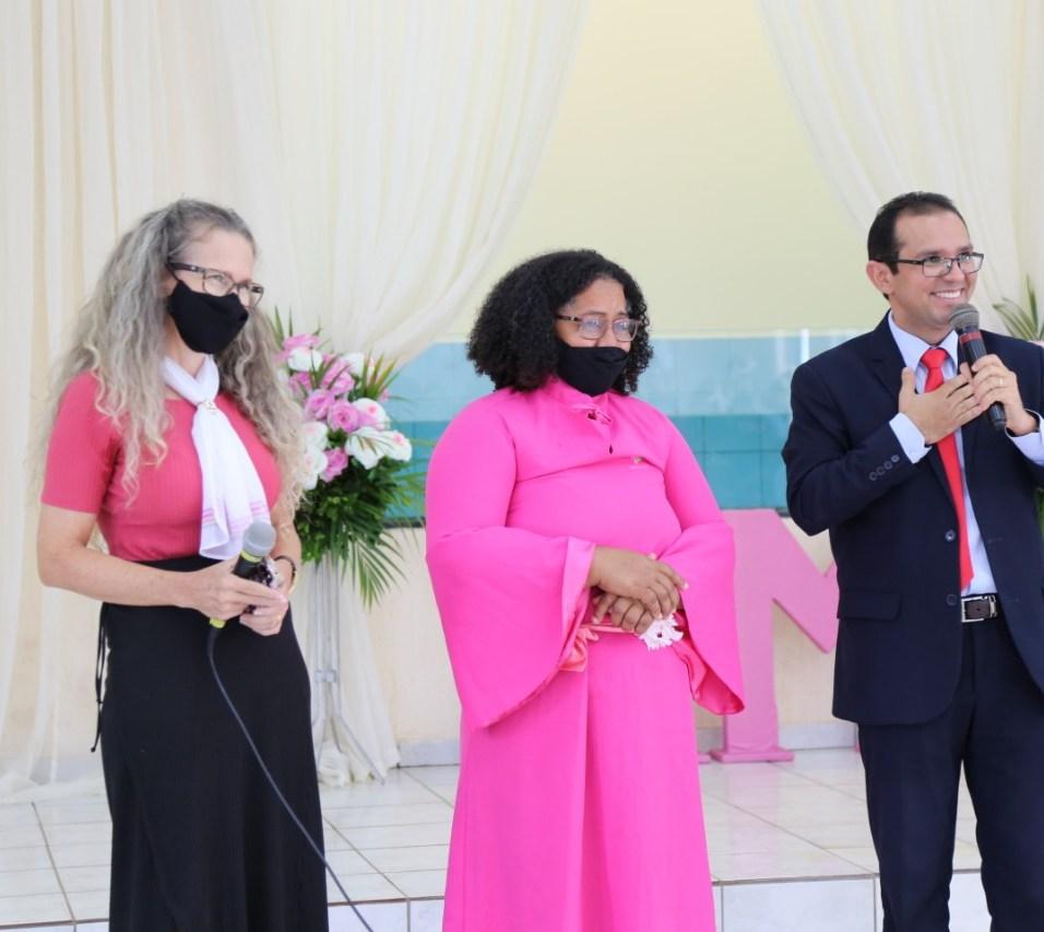 Batismo da Sandra em Presidente Médici