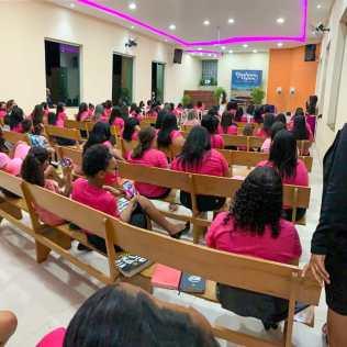 Mulheres adventistas foram homenageadas no último dia 5 de junho. (Foto: Reprodução)