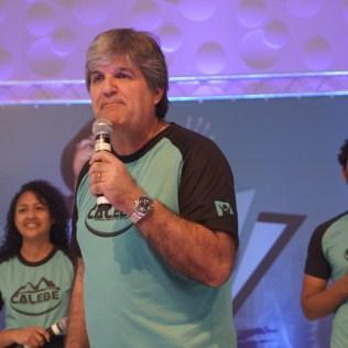 Pastor Ronaldo Arco, líder de jovens adventistas para todo o Estado de São Paulo (Foto: Jatir Bernardo).