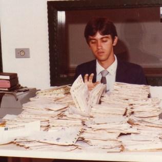 Foram mais de 50 mil cartas recebidas em 12 anos do programa A Voz da Mocidade