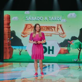 Glória Barreto, jornalista e apresentadora do 1º Aventuri on-line da UCOB.