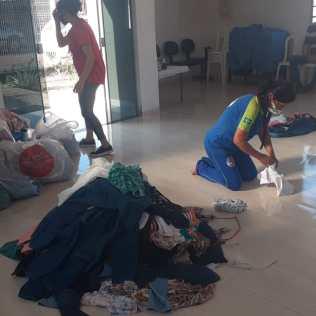 Desafio Ipromove - arrecadação de roupas