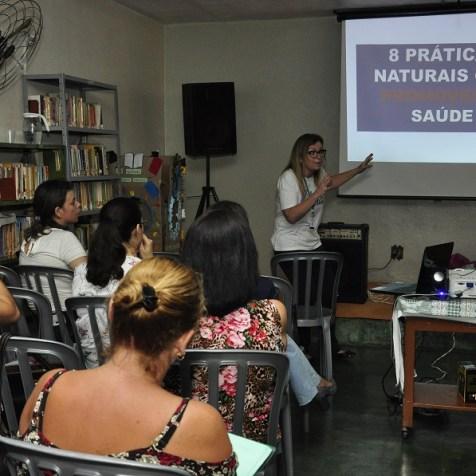 Lislei Martins é pesquisadora da Universidade Federal do Triângulo Mineiro (Foto: Harley França)