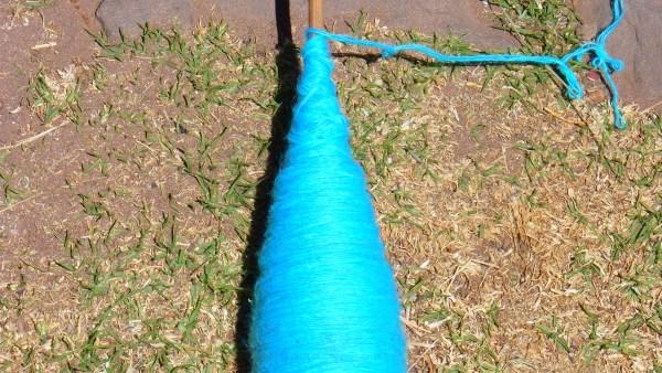 Fuso é instrumento utilizado na fiação de lã e algodão