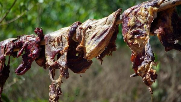 Carne seca é alimento de alta popularidade em todo o Brasil