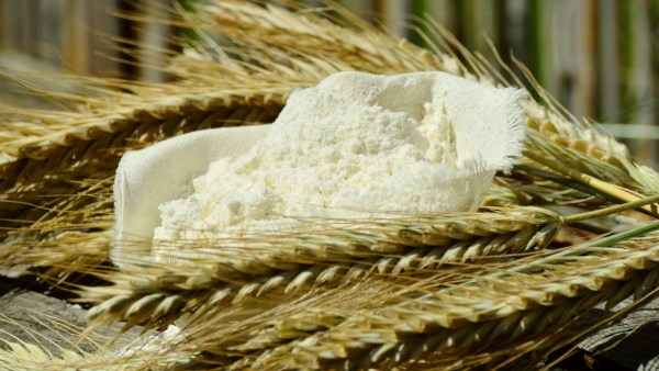 Farinha é um dos mais importantes produtos para a base alimentar