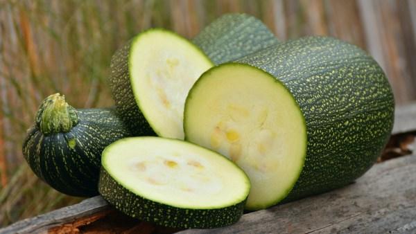 Abobrinha é hortaliça rica em vitaminas e minerais