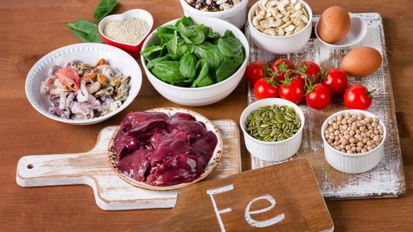 Ferro é um nutriente essencial para o bom funcionamento do organismo