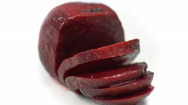 Beterraba é fonte de vitamina A e excelente para o coração