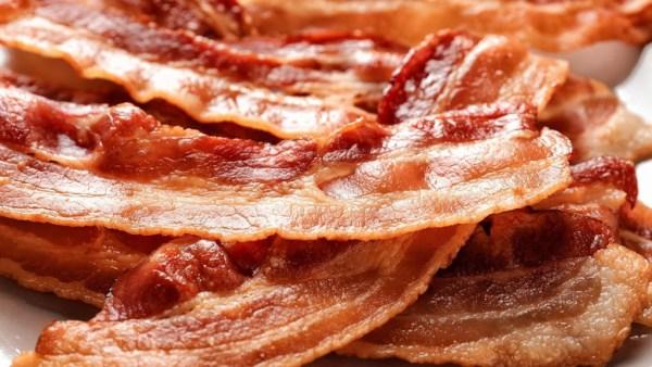 Bacon é alimento de origem suína bastante popular e saboroso