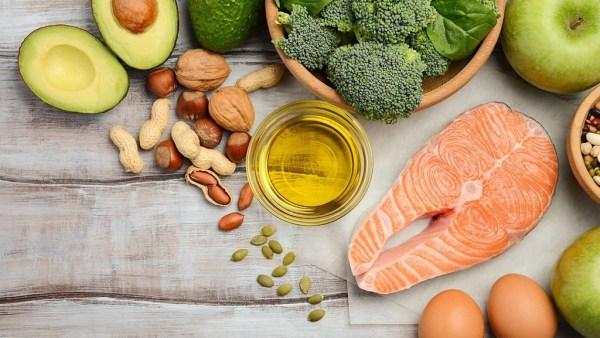 Gordura poliinsaturada é um tipo de ácido graxo presente em alimentos