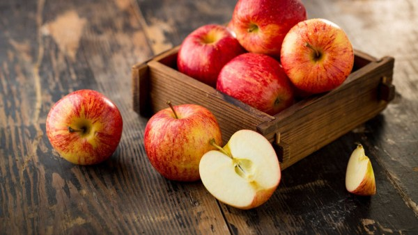 Maçã é uma das frutas mais importantes para o agronegócio brasileiro