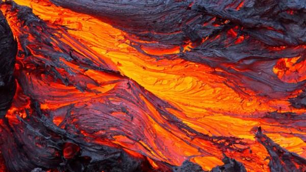 Rochas magmáticas são formadas por magma derretido e resfriado