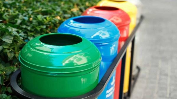 Reciclagem tem papel importante na preservação do meio ambiente