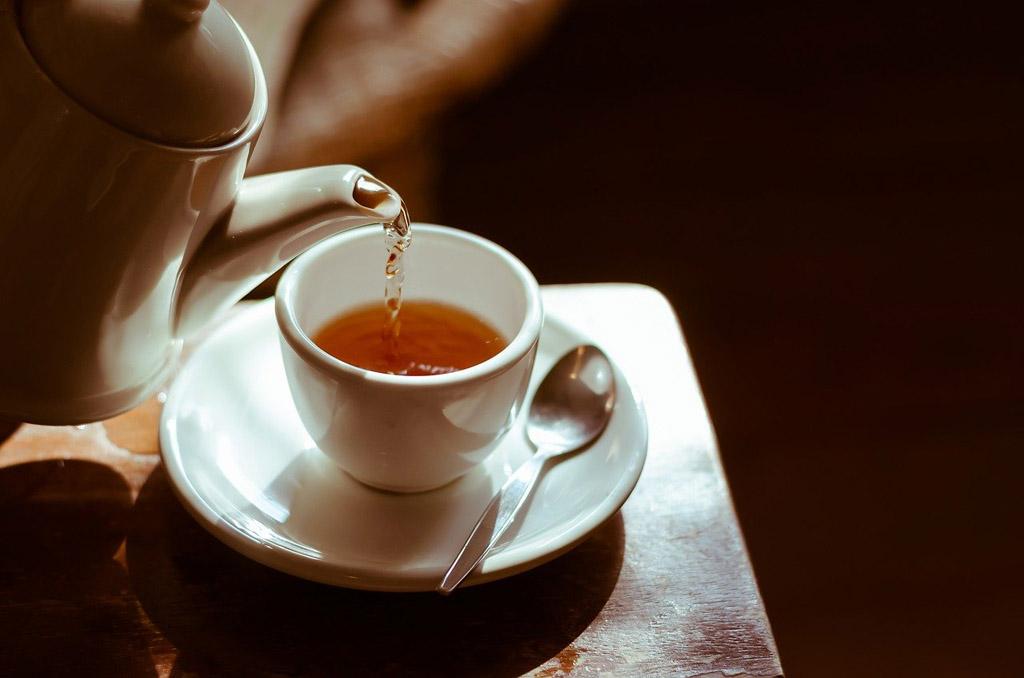 Chás para desinchar