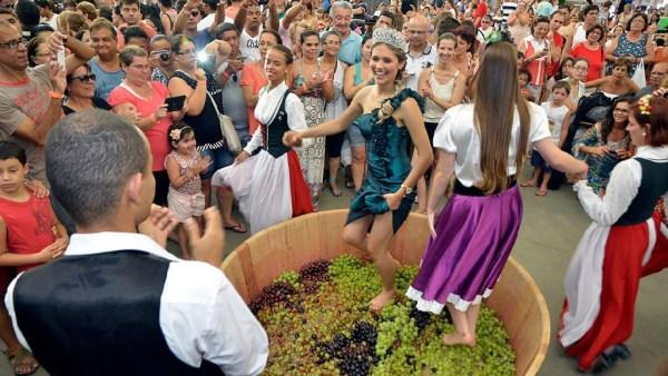 Festa da Uva é uma das maiores festas do Rio Grande do Sul