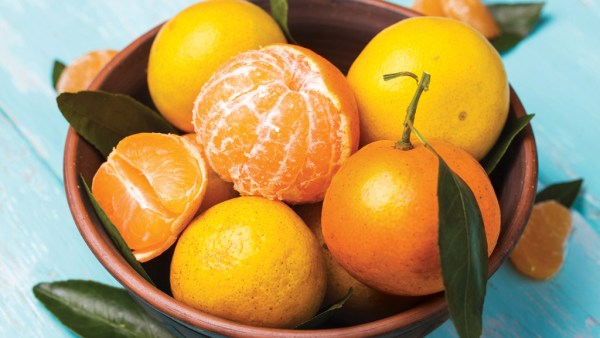 Mexerica é uma das frutas cítricas mais consumidas no Brasil