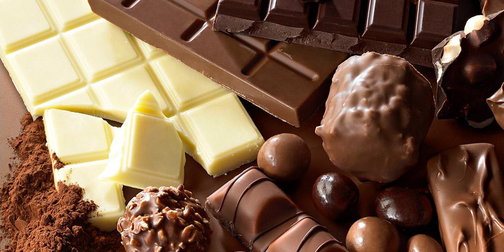 tipos de chocolate