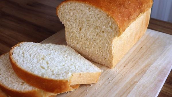 Pão sem glúten é boa opção para pessoas portadoras de doença celíaca