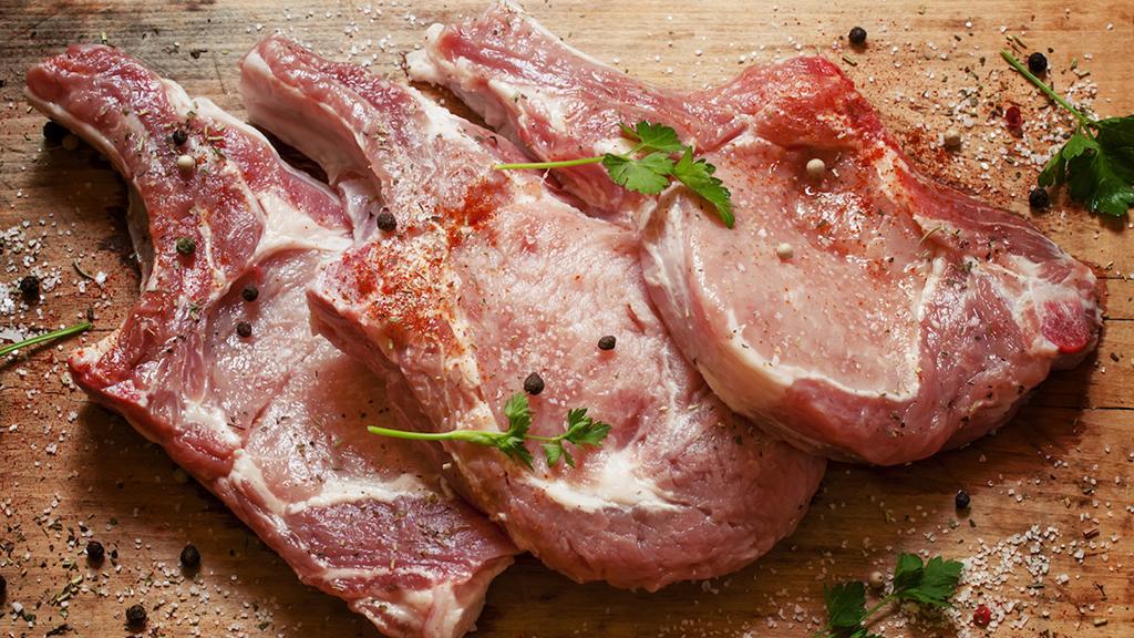 Receitas com carne de porco