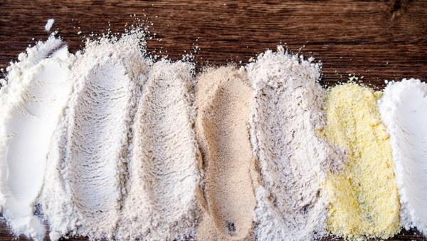 Tipos de farinha mais comuns no Brasil vão muito além do trigo
