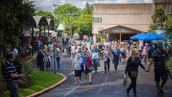 Expo São Roque é um evento com muitos atrativos para o público