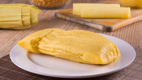 Pamonha é um quitute brasileiro de sabores surpreendentes