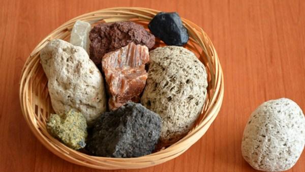 Quais são os tipos de rochas existentes e suas classificações?