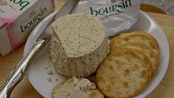 Boursin, marca de queijo Gournay, tem origem na Normandia