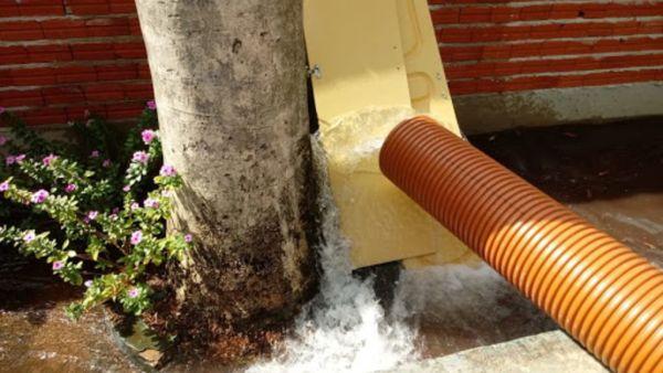 Poço semi-artesiano é capaz de captar água de reservas mais profundas