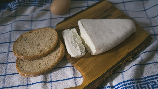 Requeijão em barra pode ser confundido com queijo por sua aparência