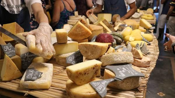 Queijaria é nome popular de fábrica ou loja de queijos