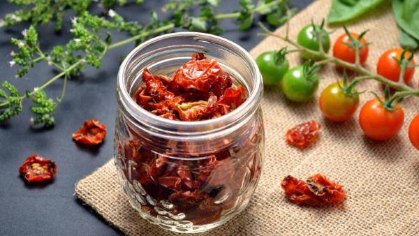 Tomate seco é um coringa na cozinha, simplesmente delicioso
