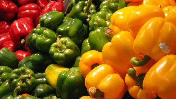 Tipos de pimentão são diversos e igualmente saborosos