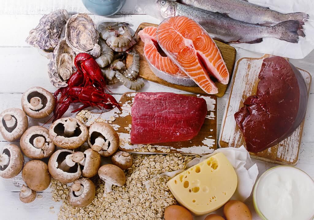Benefícios da vitamina B12