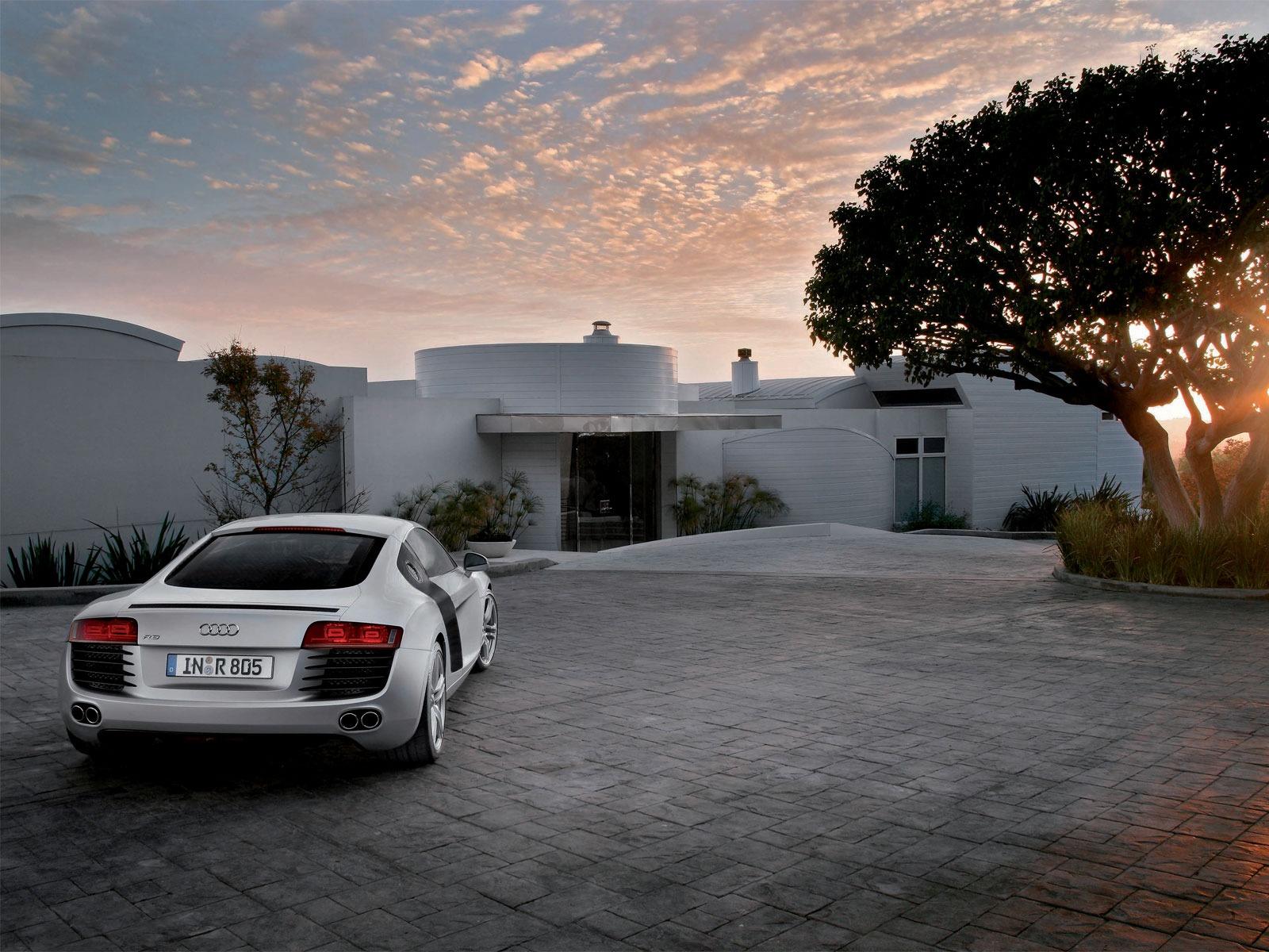 Audi R8 Landscape Wallpaper Audi Cars Wallpapers In Jpg