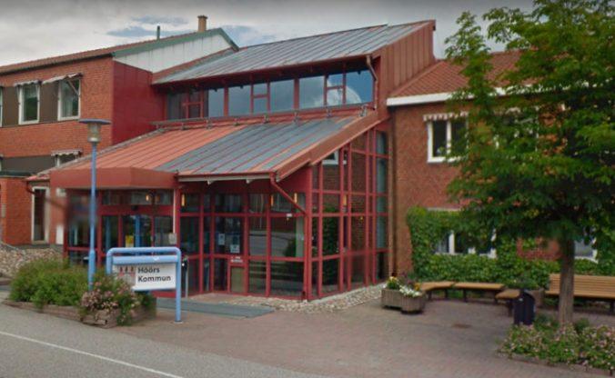 Kommunhuset i Höör.