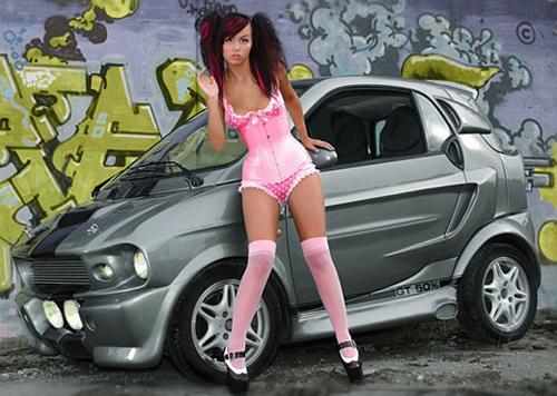 Mustang GT 50%