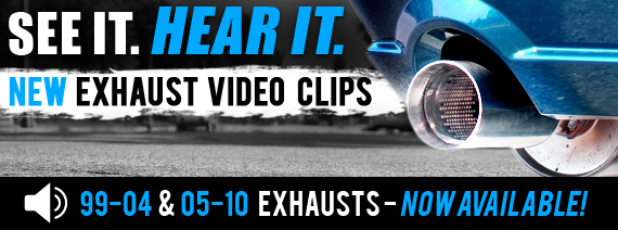 New Exhaust Video Clips