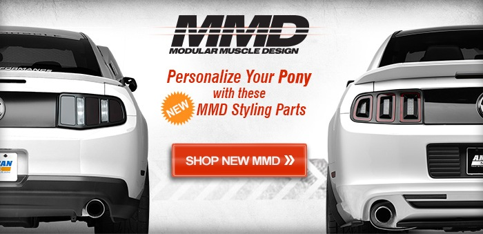 New MMD Products For Sale At AmericanMuscle