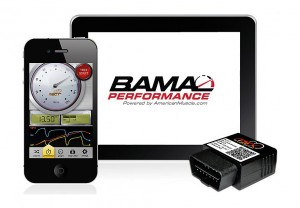 Ford Mustang Wireless Tuner With Bama Custom Tunes