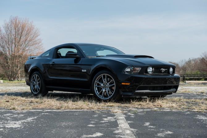 Dan's 2011 Mustang GT - Stock