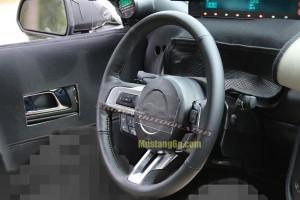 2015 Mustang Steering Wheel Prototype