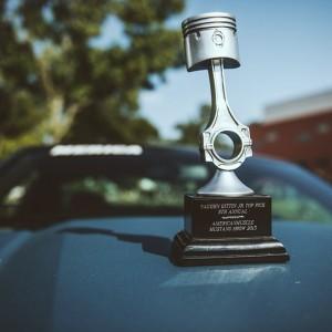 2011 Mustang GT Vaughn Gittin Top Pick
