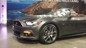 2015 Mustang GT Convertible 1