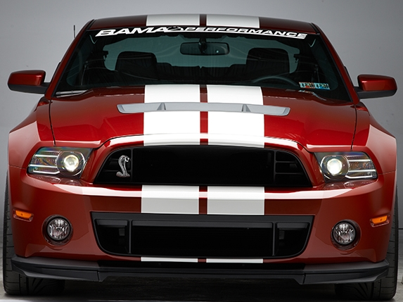 2013-2014 GT500 AmericanMuscle Project Car
