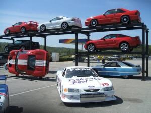 Mustangs Across America 45th Anniversary Drive - 2009
