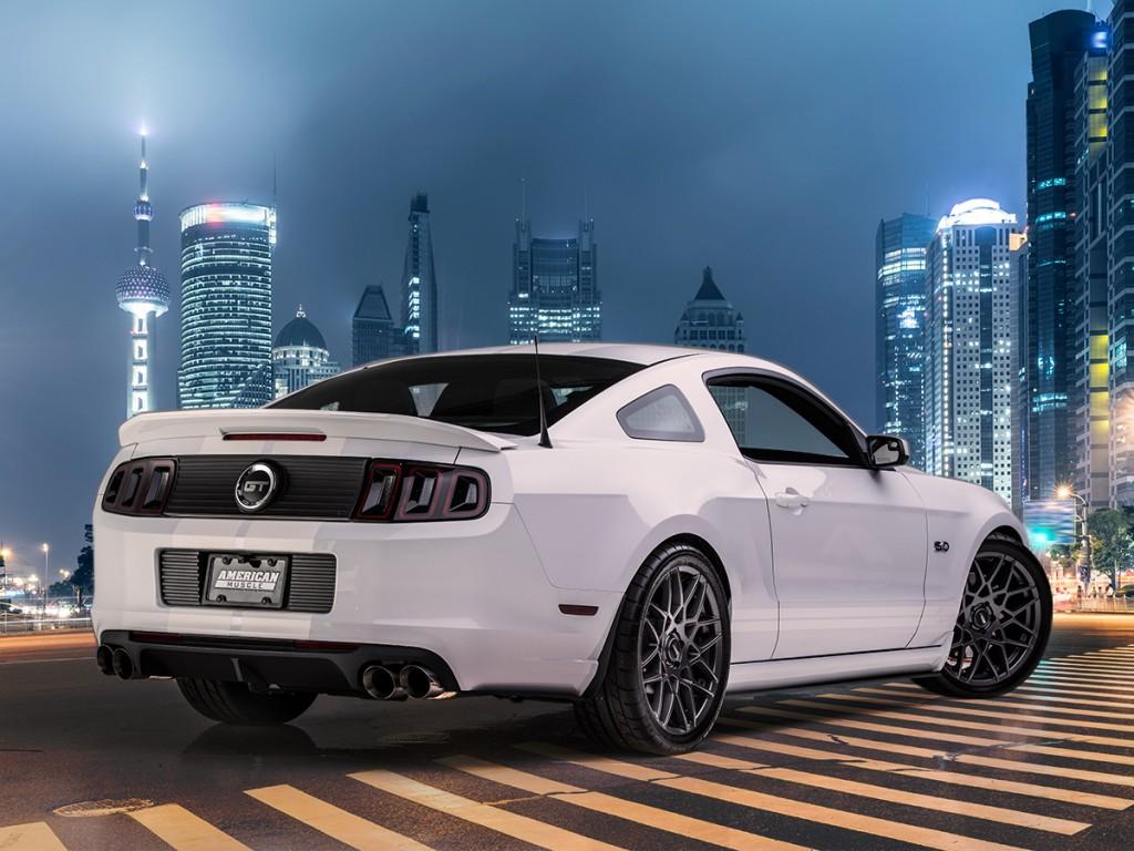 Justin's 2014 Mustang GT