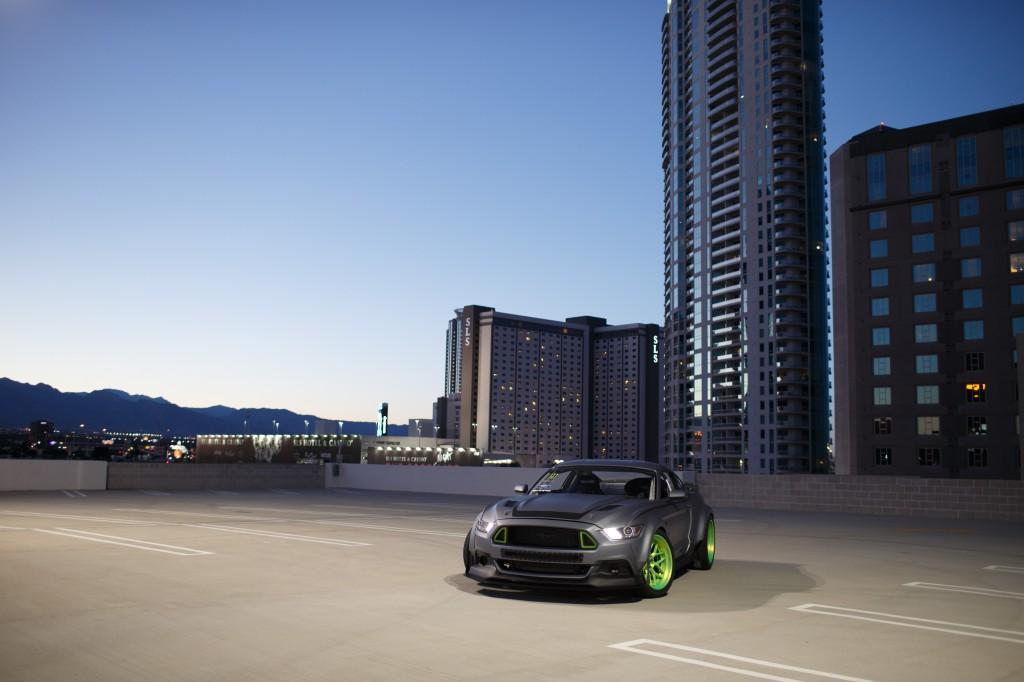 RTR Mustang Spec 5