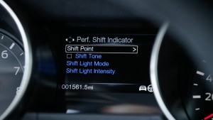 2015 Shelby GT350 Shift Light Indicator